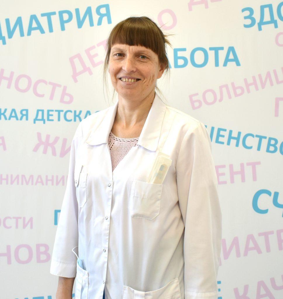 Гуревич Алевтина Валентиновна