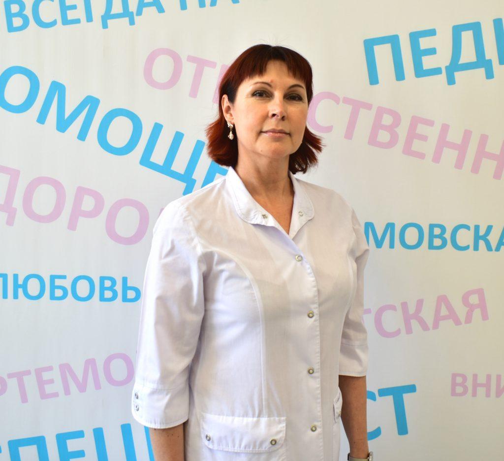 Лопатина Валерия Павловна