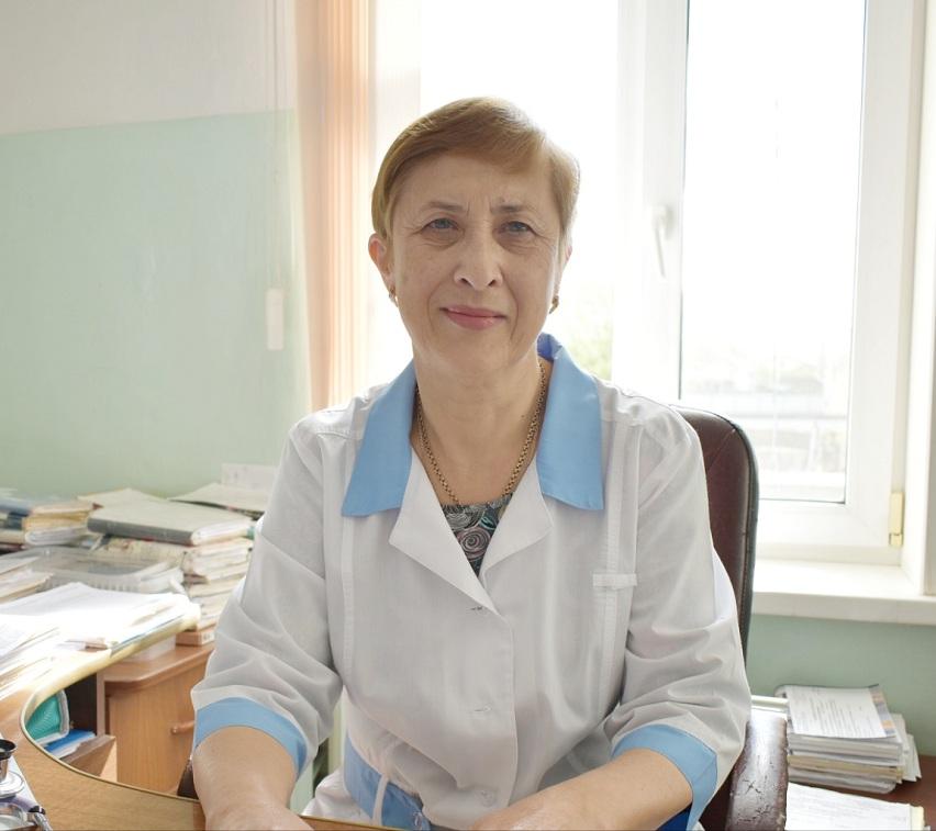 Полянская Ирина Борисовна