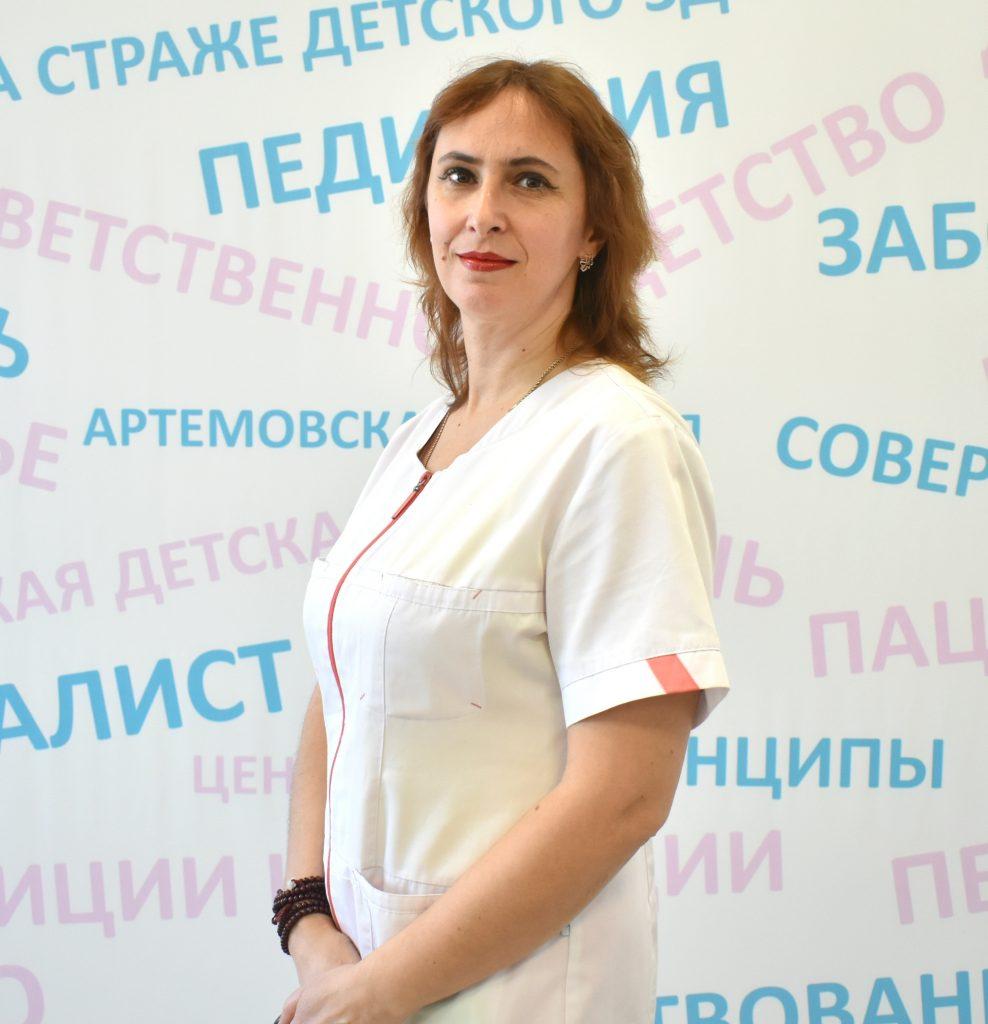 Бочек Наталья Анатольевна