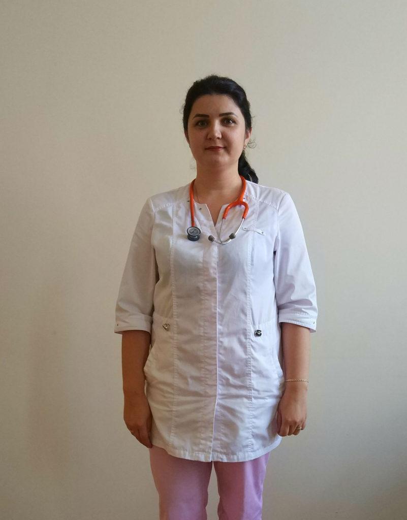 Абрамченко Анна Николаевна
