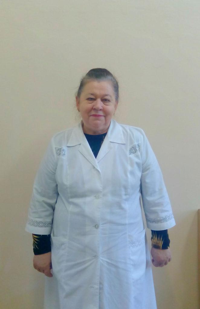 Баранова Людмила Ивановна