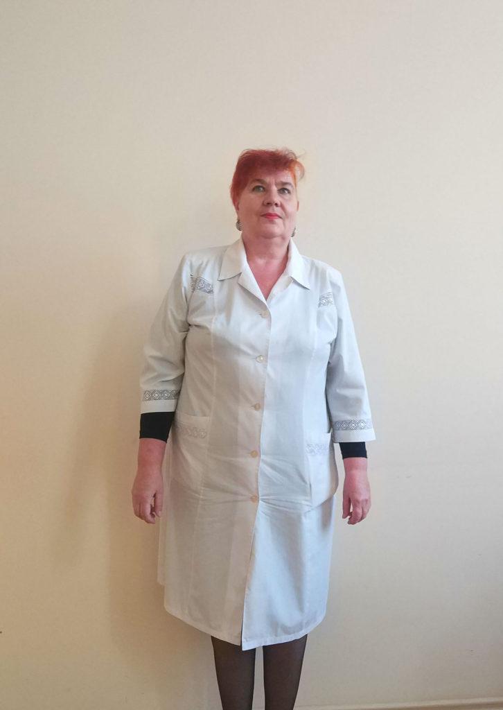Сафонова Марина Дмитриевна