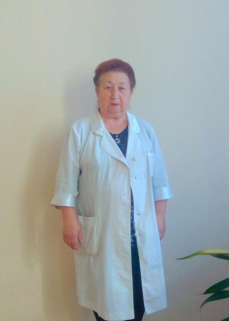 Швецова Ольга Ивановна