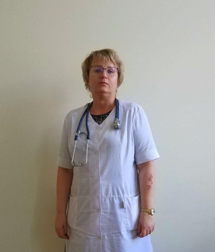 Вахнюх Оксана Петровна