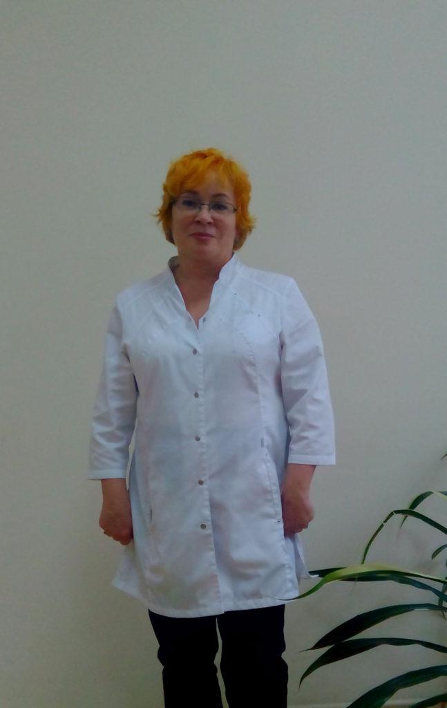 Волик Светлана Генадьевна