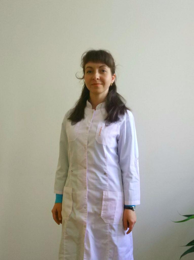Яресько Светлана Анатольевна