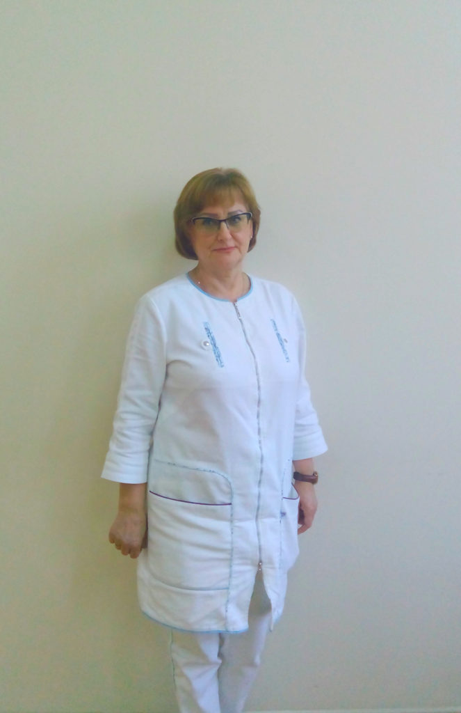 Бондаренко Татьяна Михайловна
