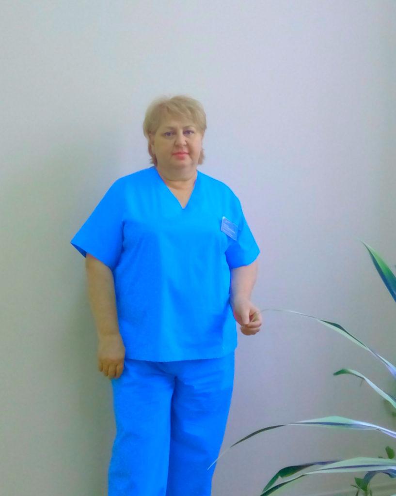 Харитонова Елена Анатольевна
