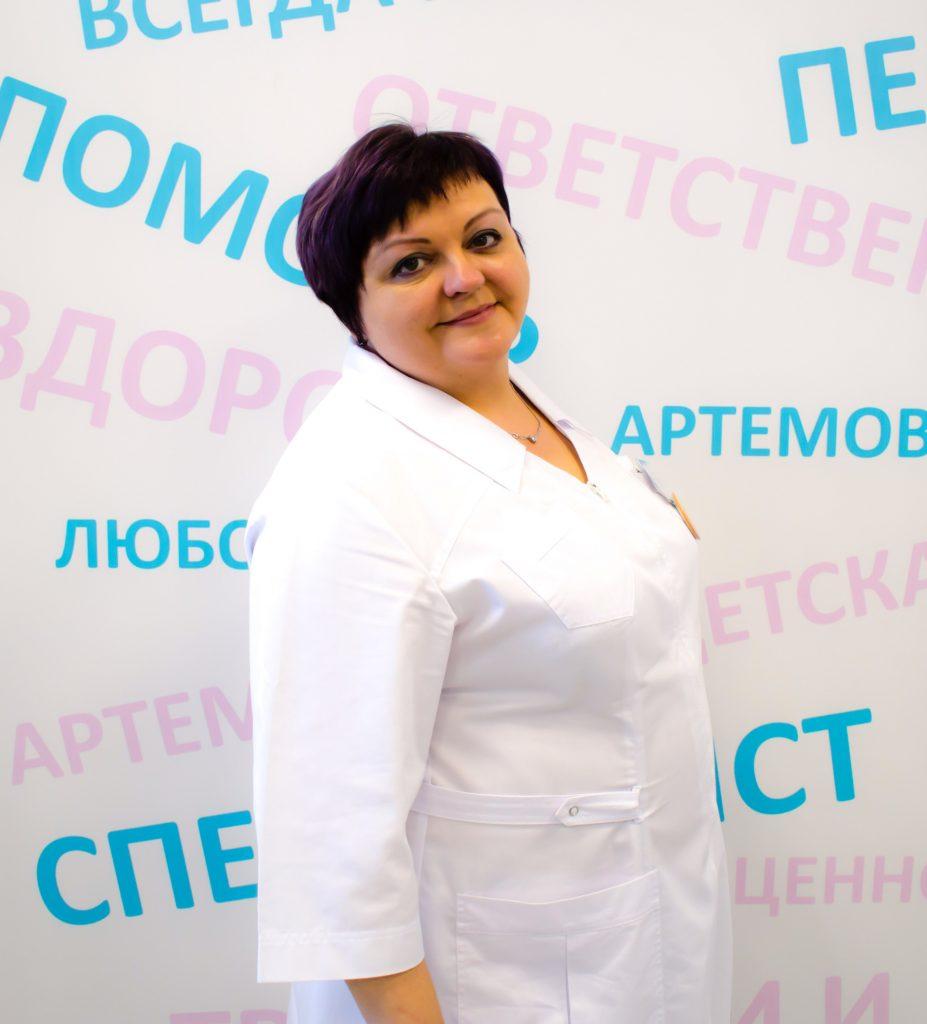 Васильева Виктория Николаевна