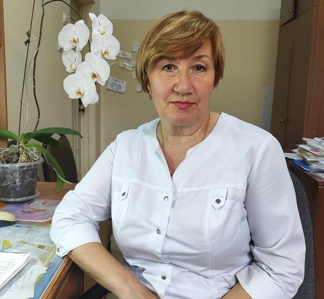Булах Марина Сергеевна