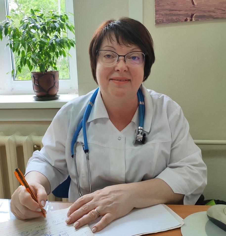 Галынская Ирина Георгиевна