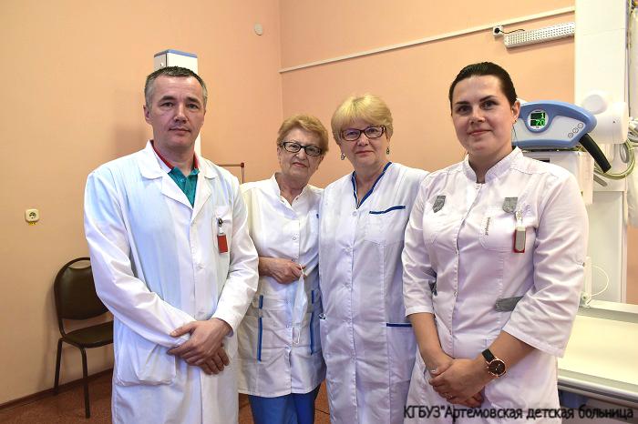 Специалисты лучевой диагностики