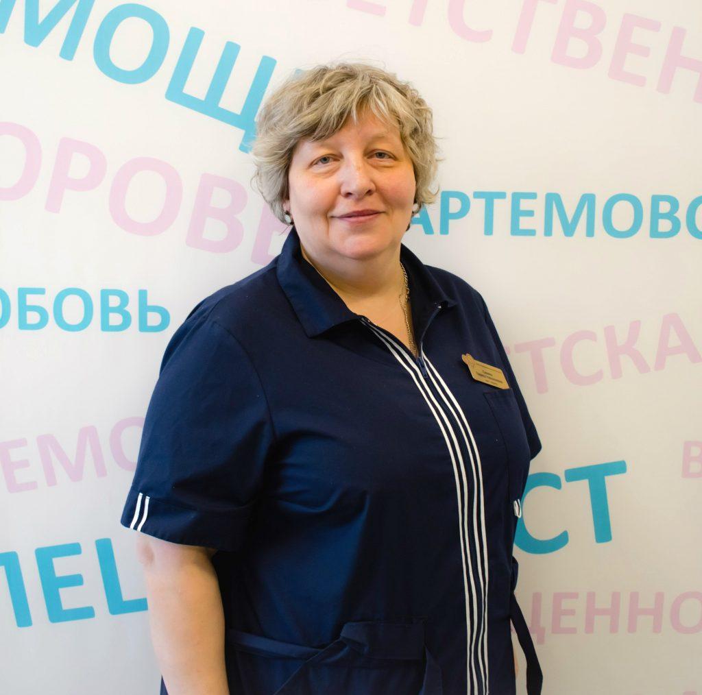 Савина Лариса Николаевна