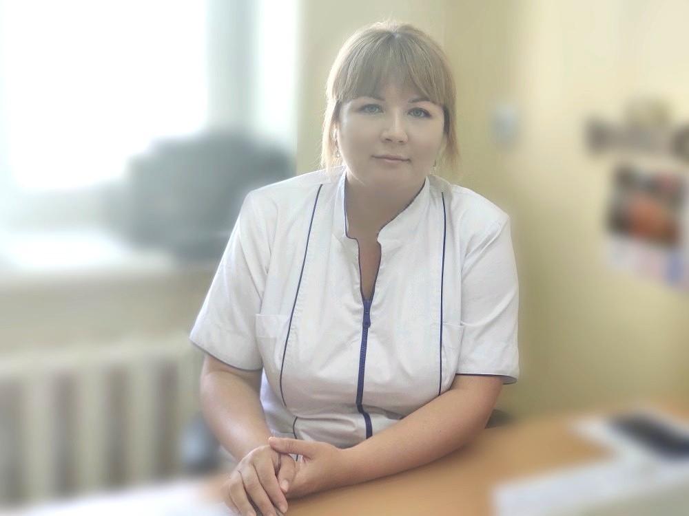 Коленскова Олеся Викторовна