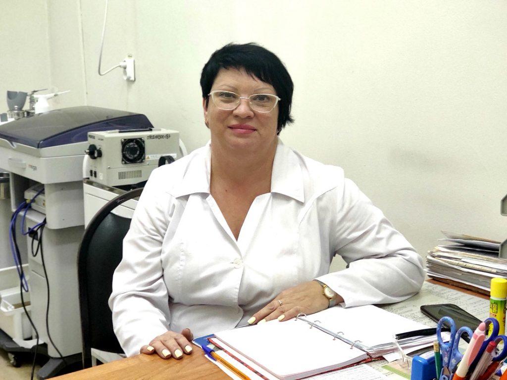 Вилькова Ольга Павловна