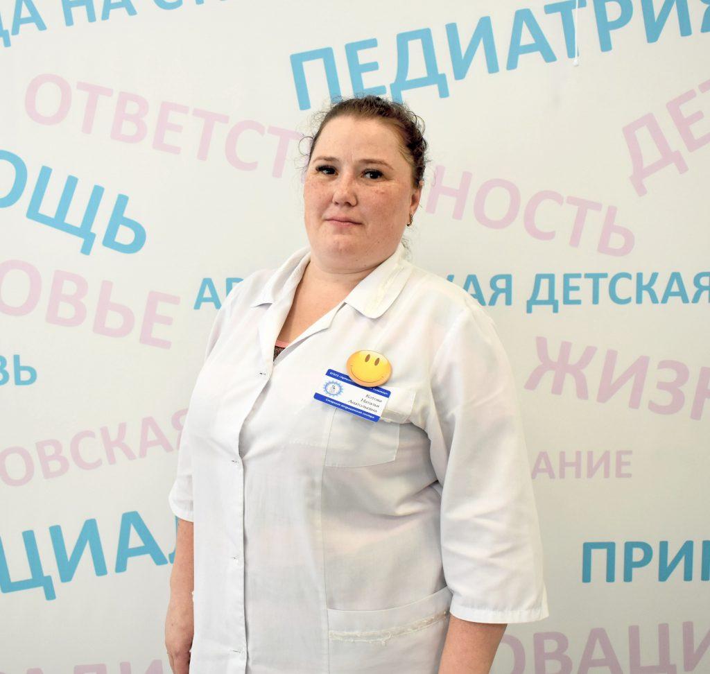 Котова Наталья Анатольевна