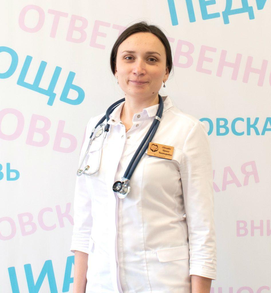 Евтеева Ирина Викторовна