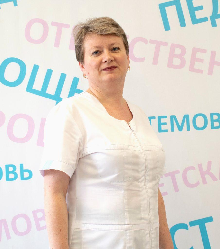 Засухина Лариса Александровна