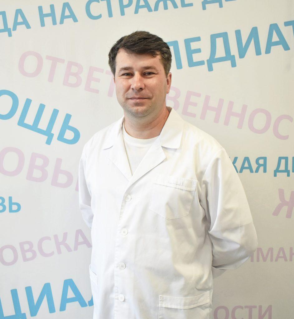 Ерченко Дмитрий Николаевич