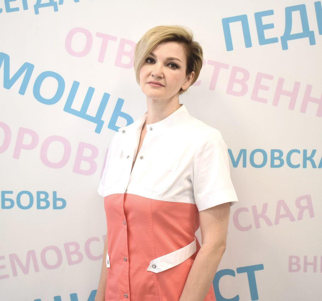 Любомудрова Анна Алексеевна