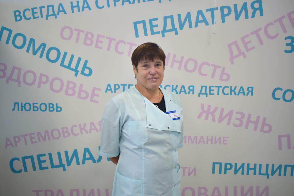 Очканова Марина Сергеевна