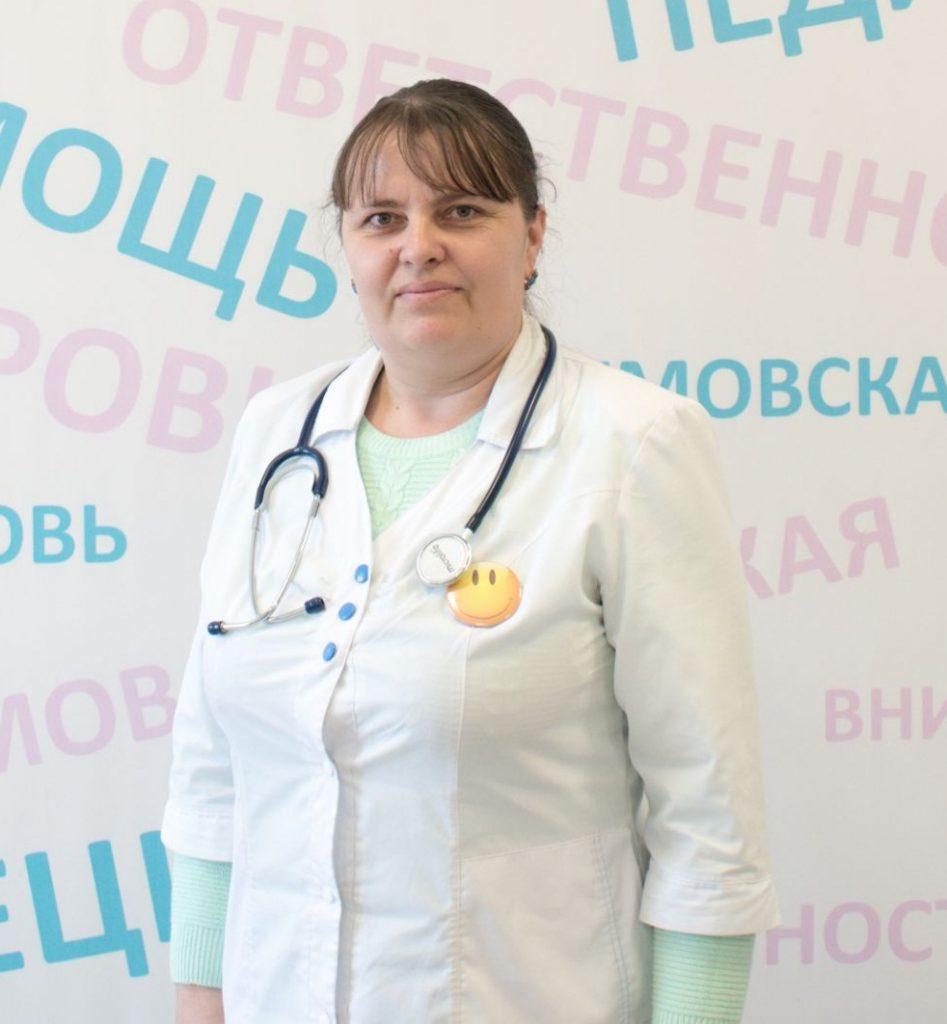 Шевель Олеся Станиславовна