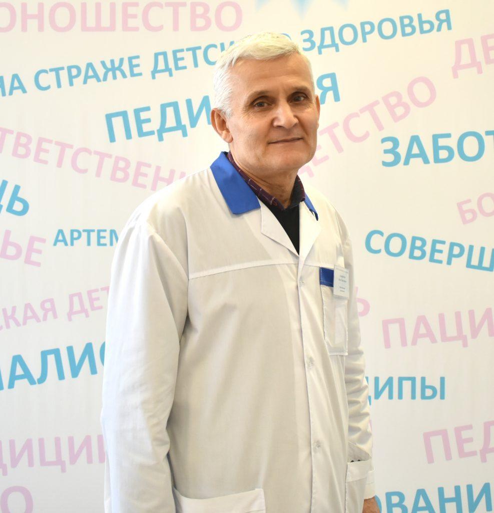 Алмардонов Асатулло Абдулхакимович