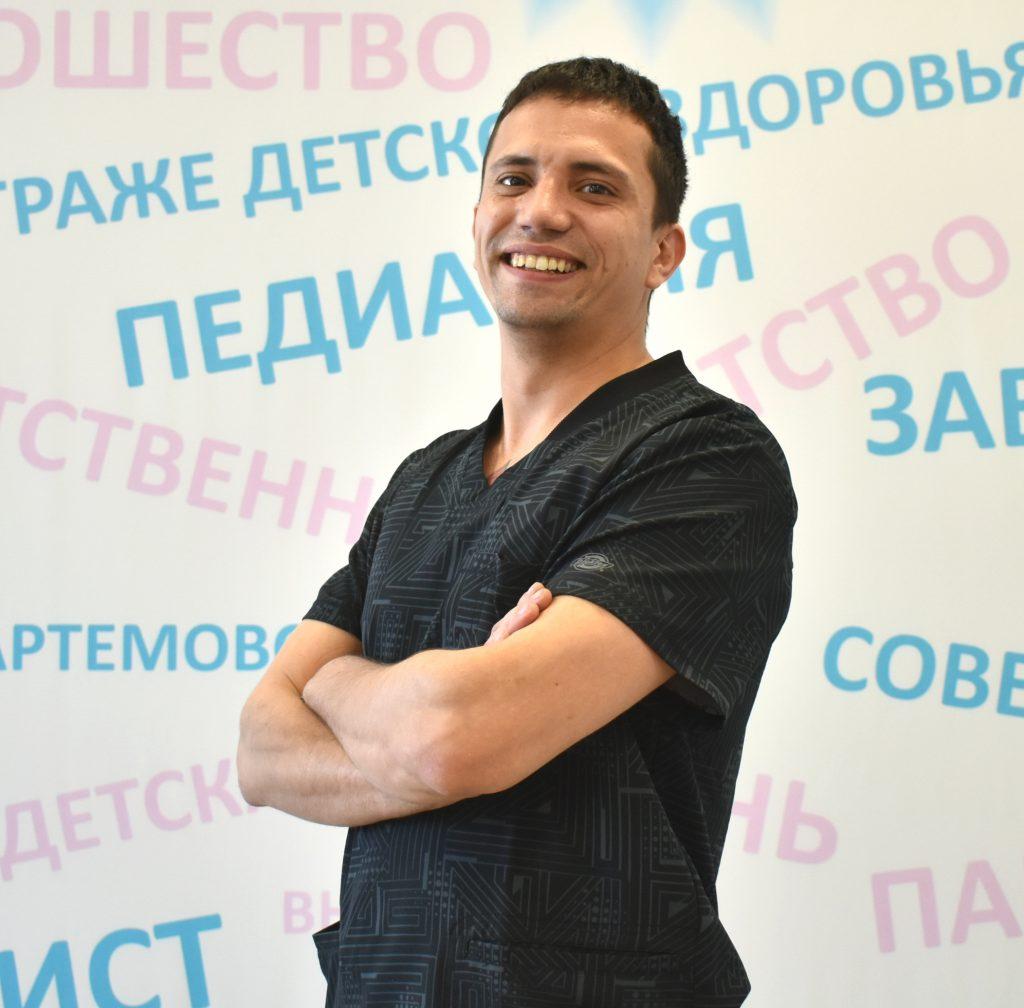Нечепуренко Дмитрий Александрович