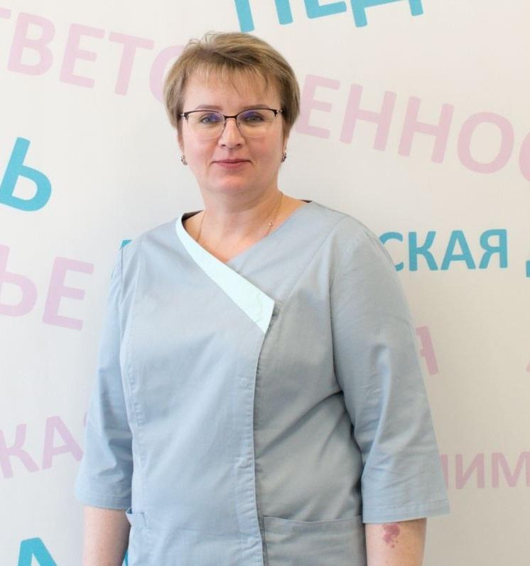 Вахнюк Оксана Петровна