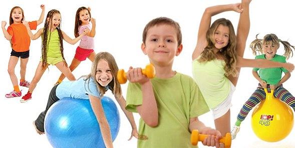 Спортивный ребенок — здоровый ребенок!