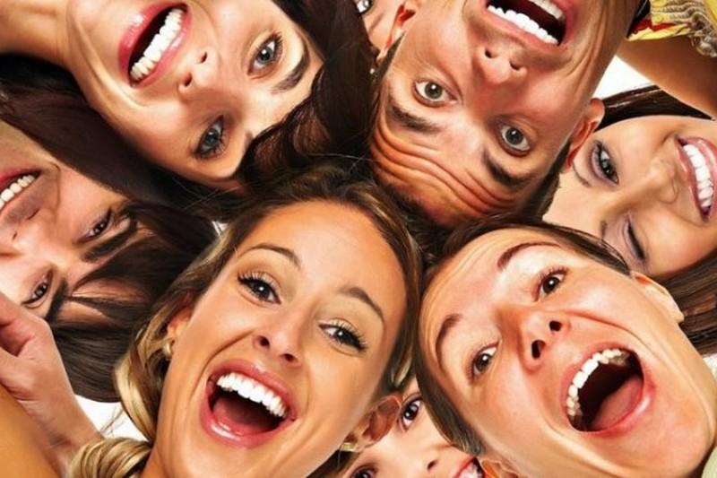 Здоровье в капле смеха.