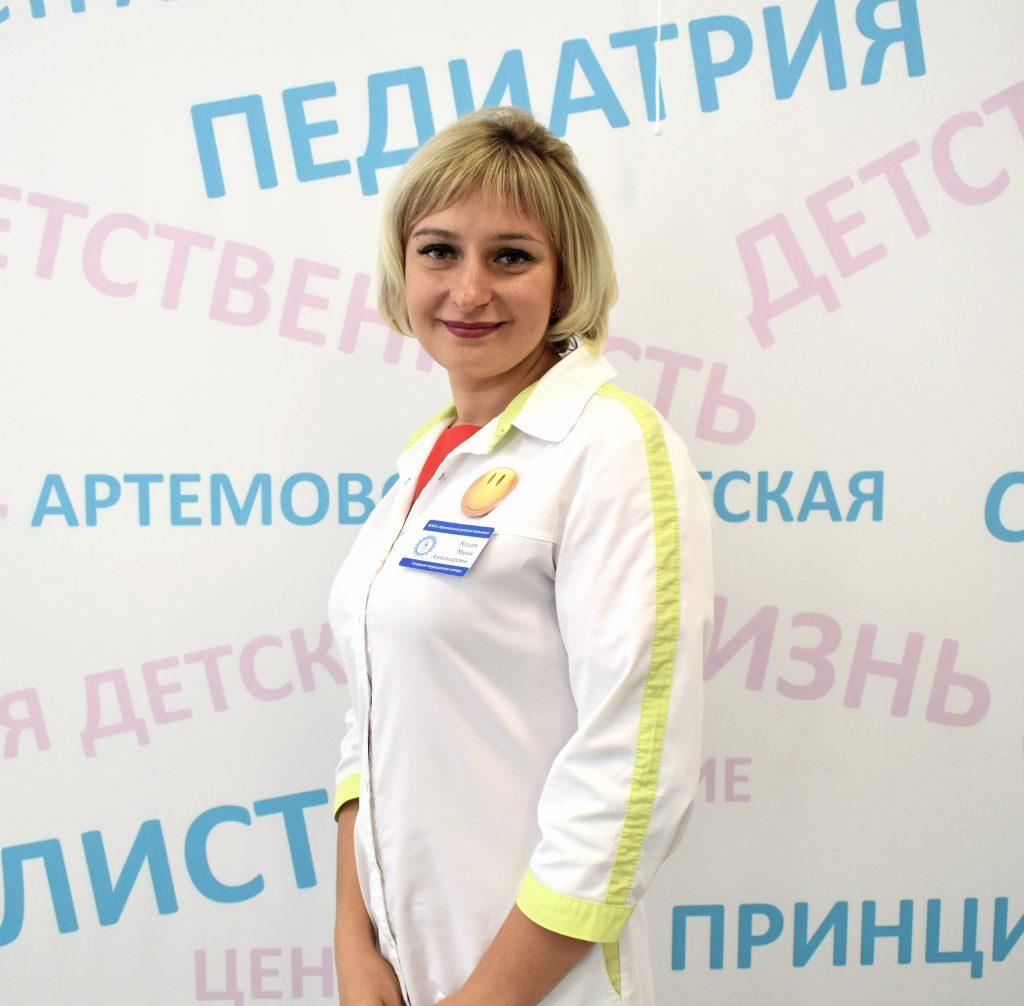 Кордик Мария Александровна