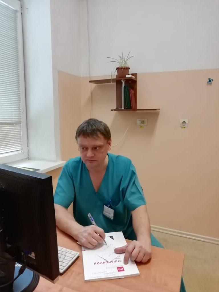 Новый врач травматолог-ортопед