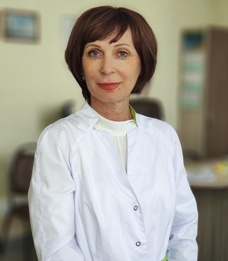 Рыжененкова Инна Николаевна