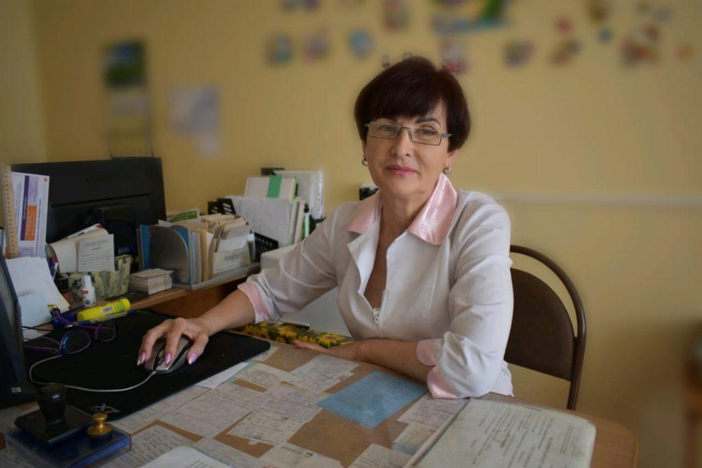 Стяжкова Лариса Константинова