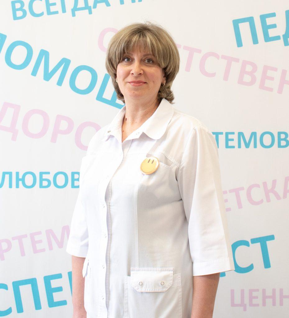Байбак Юлия Михайловна