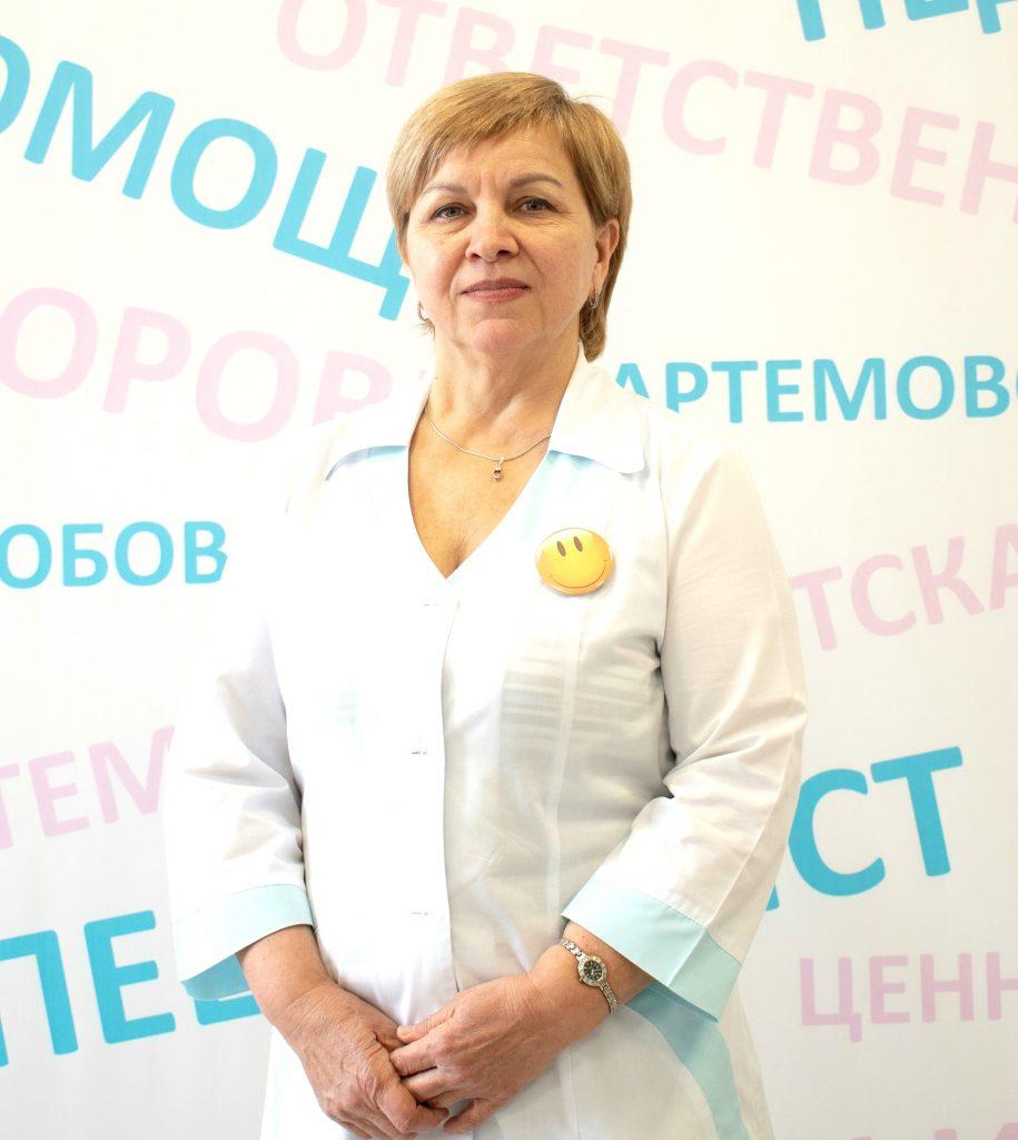 Казачек Ольга Анатольевна