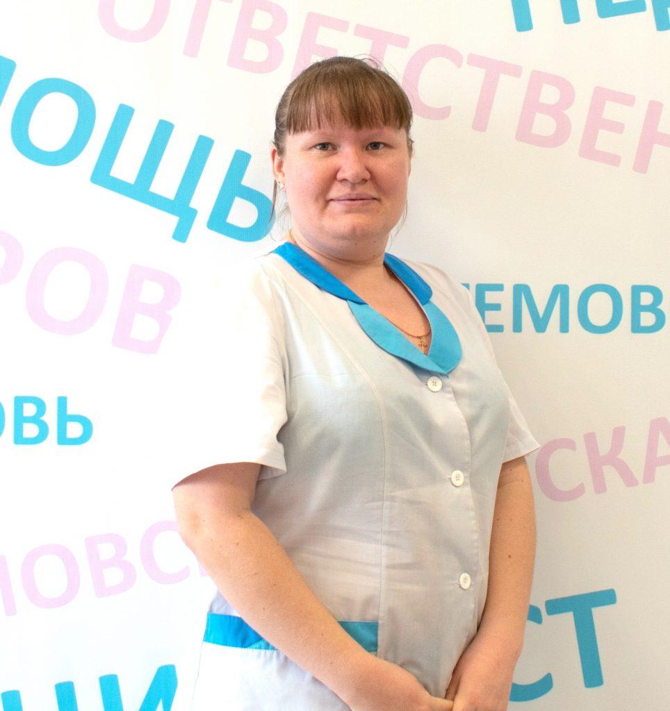 Сердюк Дарья Николаевна