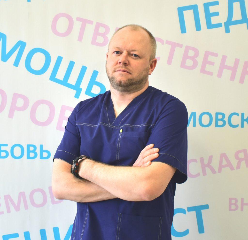 Сидоренков Николай Александрович