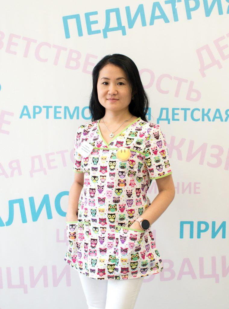Завьялова Евгения Даниловна