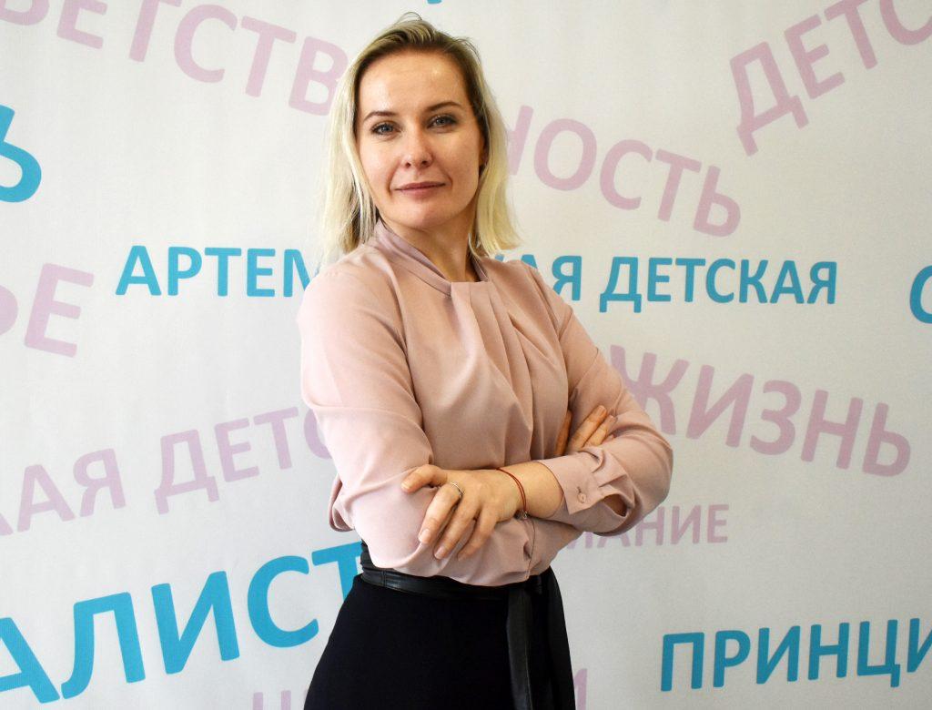 Свиридова София Викторовна