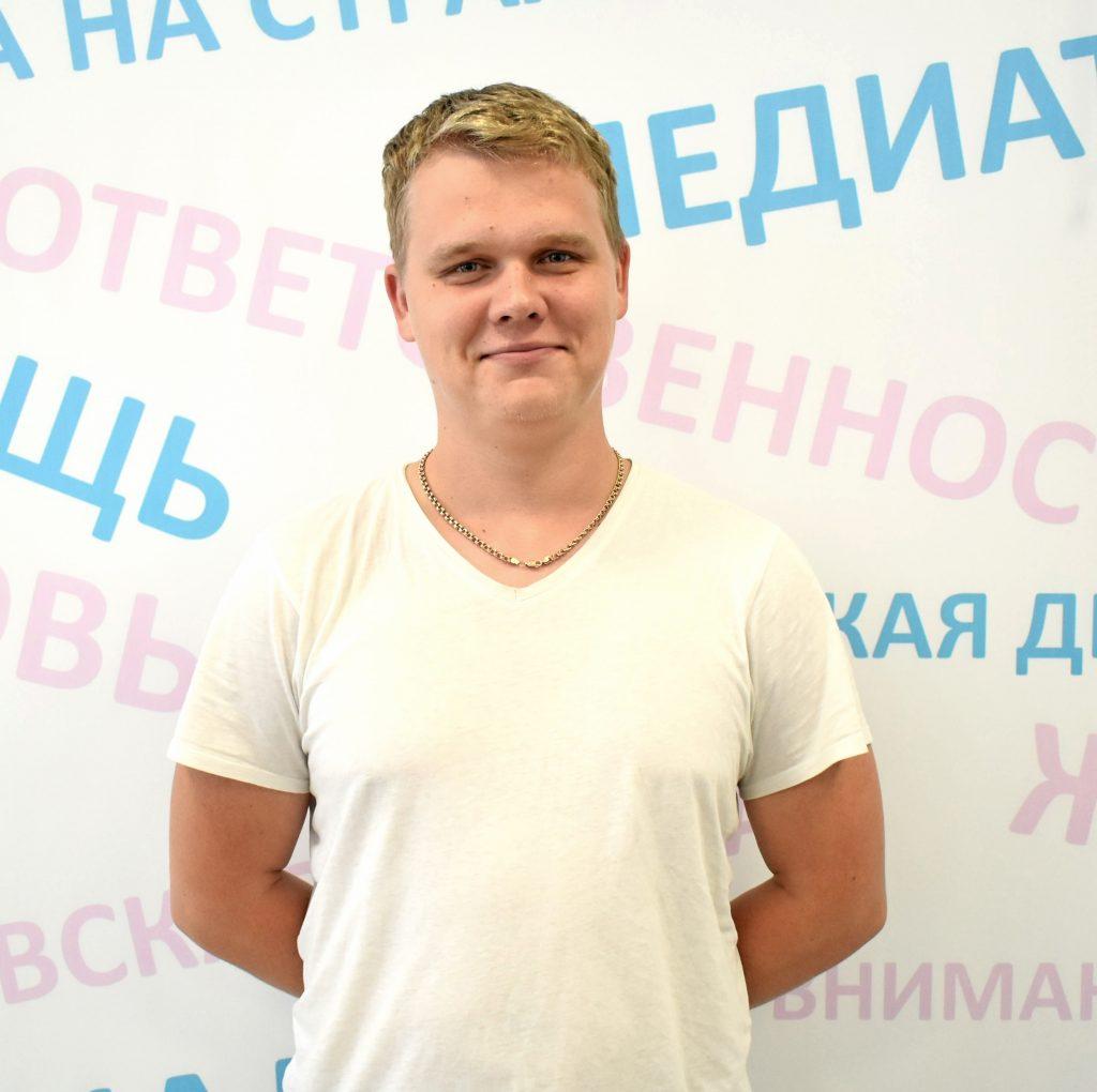 Харитонов Виталий Евгеньевич
